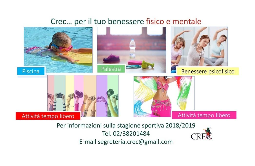 Scopri i vantaggi offerti dal CReC!