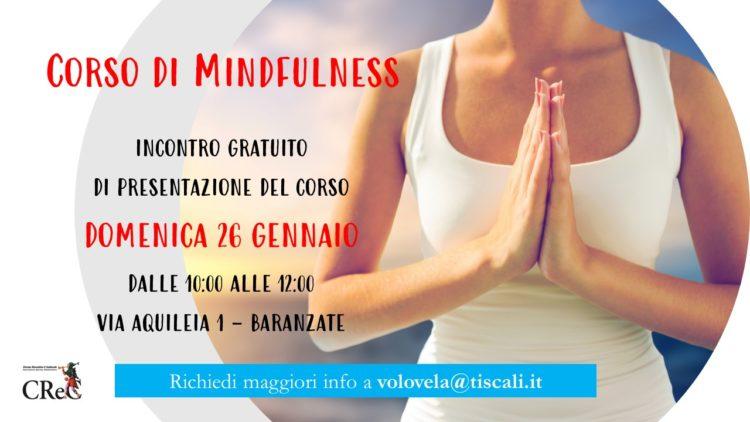 Incontro di presentazione Corso di Mindfulness 2020