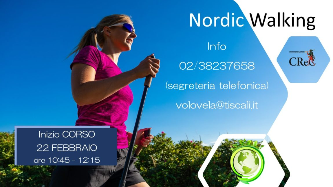 I benefici del Nordic Walking