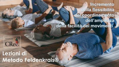 Lezioni con Metodo Feldenkrais
