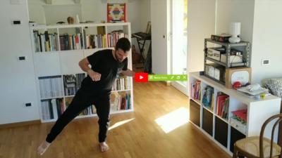 Allenare l'equilibrio con 6 esercizi – video 2