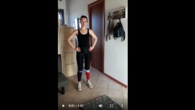 Allenamento Insegnante Chiara – video 2