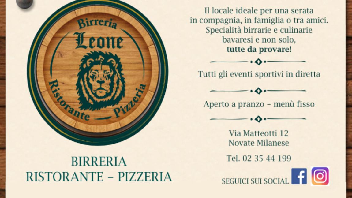 Convenzione Pizzeria birreria Leone