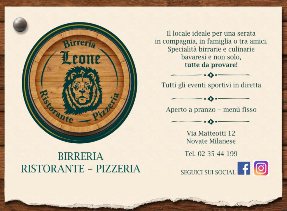 Convezione Pizzeria Birreria Leone