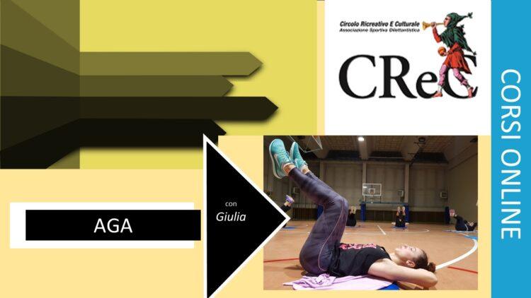 AGA: allenamento specifico per addominali glutei e arti inferiori