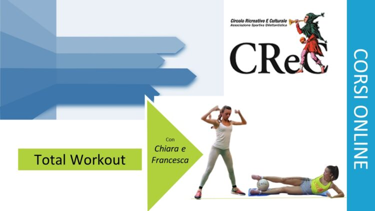 6 buoni motivi per i quali l'allenamento Total Workout potrebbe fare al caso tuo…