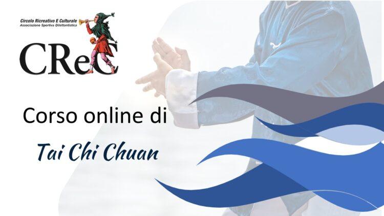 Lezione online Tai Chi Chuan