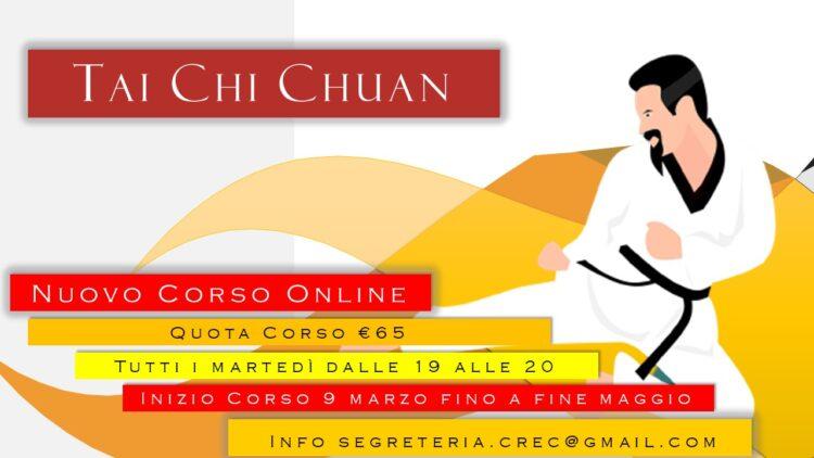 Nuovo corso online di Tai Chi Chuan